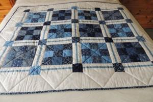 Anglia Group - quilt raffle