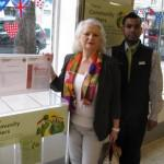 Waitrose Community Matters support MDS - with Joanne Anderson of the MDS UK committee