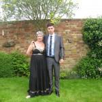 Jayne Snell and her son Matt