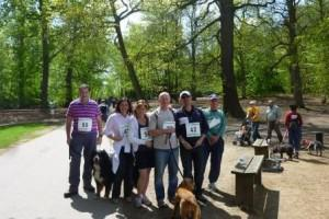The Windsor Great Park Walk 2013