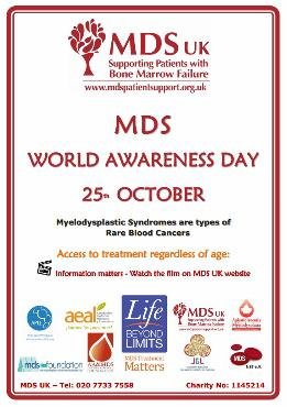 MDS Awareness Day poster (261x370)