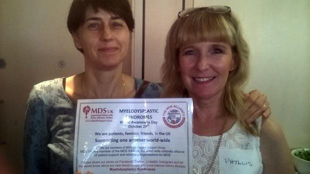 MDS World Awareness Day
