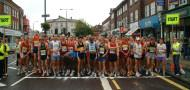 The Cabbage Patch 10 Start Line